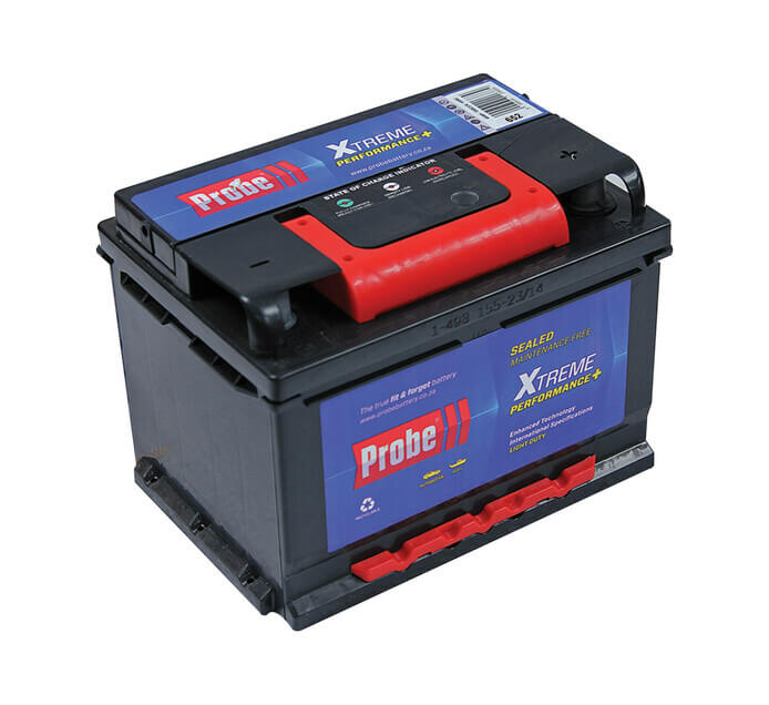 probe batteries